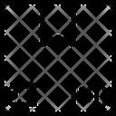 Parcel Package Logistics Icon