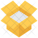 Box Delivery Warehouse Icon