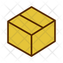 Parcel Package Delivery Box Icon