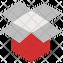 Parcel Open Box Open Package Icon