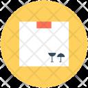 Parcel Box Crate Icon