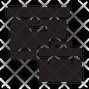 Parcel Box Portfolio Icon