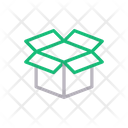 Parcel Box Package Icon