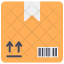 Parcel Cardboard Delivery Packaging Icon