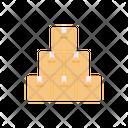 Parcel Cargo Delivery Icon