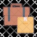 Delivery Portfolio Parcel Icon
