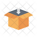 Delivery Parcel Download Icon