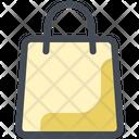 Parcel Paper Bag Receive Icon
