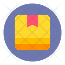 Parcel Package Product Icon
