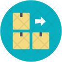 Parcel Package Courier Icon