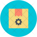 Parcel Setting Package Icon