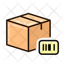Code Box Delivery Shipping Icon