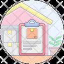 Parcel Checklist Icon