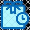 Parcel Deadline Icon