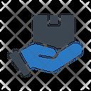 Delivery Parcel Carton Icon