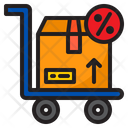 Parcel Delivery Delivery Box Icon