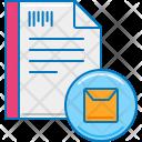Parcel Description Icon