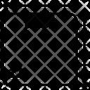 Parcel Dimension Dimension Space Icon