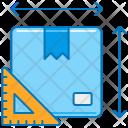 Parcel Dimension Icon