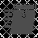 Parcel Document Package Receipt Box Receipt Icon