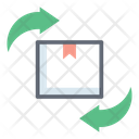 Parcel Exchange Icon