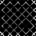 Parcel Fragile Icon