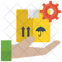 Handling Packing Parcel Handling Logistic Parcel Icon