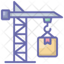 Parcel Hanging Cargo Hanging Package Hanging Icon