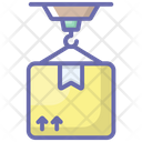Parcel Hanging Icon