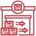 Parcel Import Icon