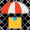 Parcel Insurance Package Insurance Cardboard Icon