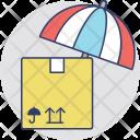 Parcel Insurance Icon