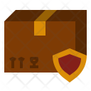 Insurance Package Delivery Icon