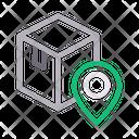 Parcel Location Icon