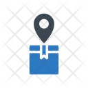 Delivery Shipping Location Icon