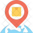 Parcel Location Icon