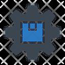Parcel Management Icon