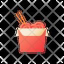 Parcel Noodles Icon