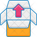Parcel Out Icon