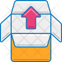 Package Parcel Out Icon