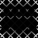 Parcel Palette Parcels Logistic Palette Icon