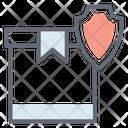 Parcel Protection Parcel Safety Secure Parcel Icon