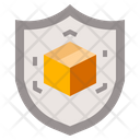 Logisticssecurity Package Padlock Icon