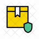 Delivery Protection Shipping Icon