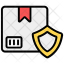 Parcel Protection Parcel Safety Protective Courier Icon