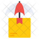 Parcel Protection Parcel Security Parcel Safety Icon
