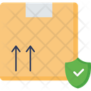 Parcel Protection Package Protection Cardboard Icon