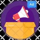 Parcel Publicity Icon