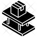 Parcel Rack Icon