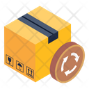 Parcel Recycling Icon
